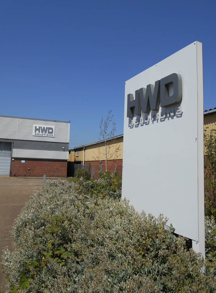 HWD Solutions Entrance